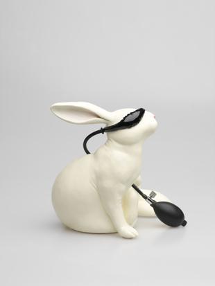 niba-scultrice-scultura-contemporanea-coniglio