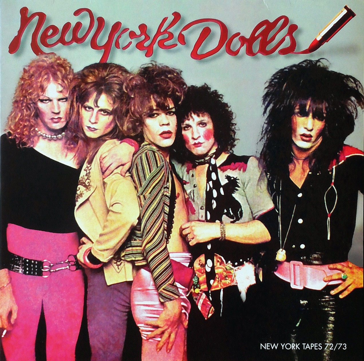 New York Dolls Stranded In The Jungle